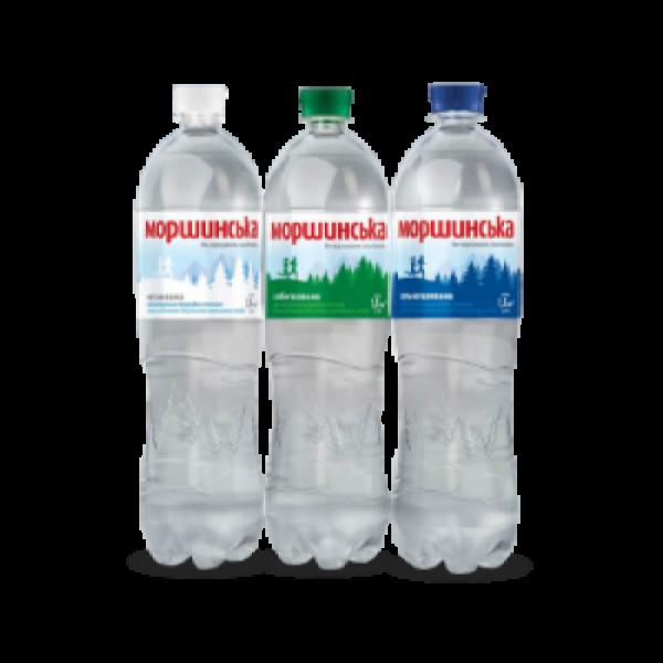 Voda morshins'ka z gazom 0,5
