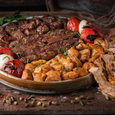 Outdoor Grilled Meals